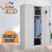 Popular bedroom cupboard style steel clothes wardrobes bangalore