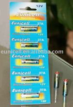 A27 MN27 V27GA CA22 27A 12V alkaline battery (5 packs)