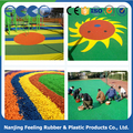 EPDM Playground Safety Surfaces for Schools and Nurseries FN-J-17101701