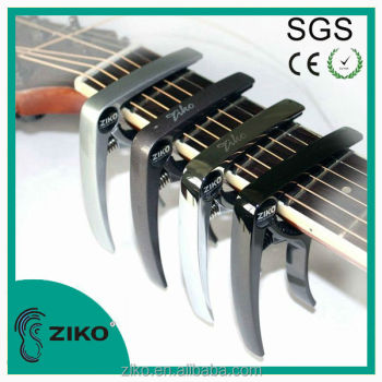 2016 wholesale color guitar capo