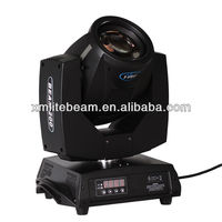 Pro Stage Light Sharpy 5R zoom 200W Beam moving head light DJ Disco Club Light