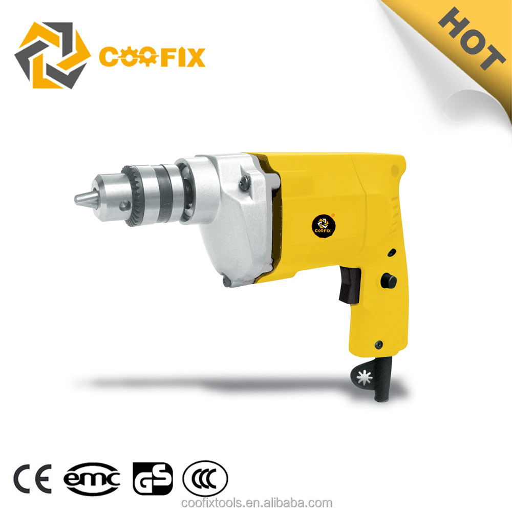 CF6101 wood tools hand 10mm electric drill