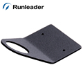 Hour meter mounting bracket of runleader