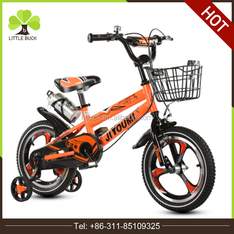 Best selling kids bicycle 16inch / China OEM children bike for 6 years old baby cycle / CE standard kids BMX bike for