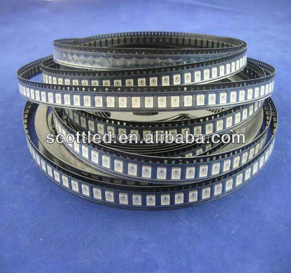 5V 4-Pin RGB WS2812B WS2811 LED Chip WS2811 IC For Pixel Strip Module 1000pcs/reel