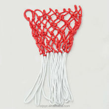 professional basketball net custom sports net hot sale knotted basketball net