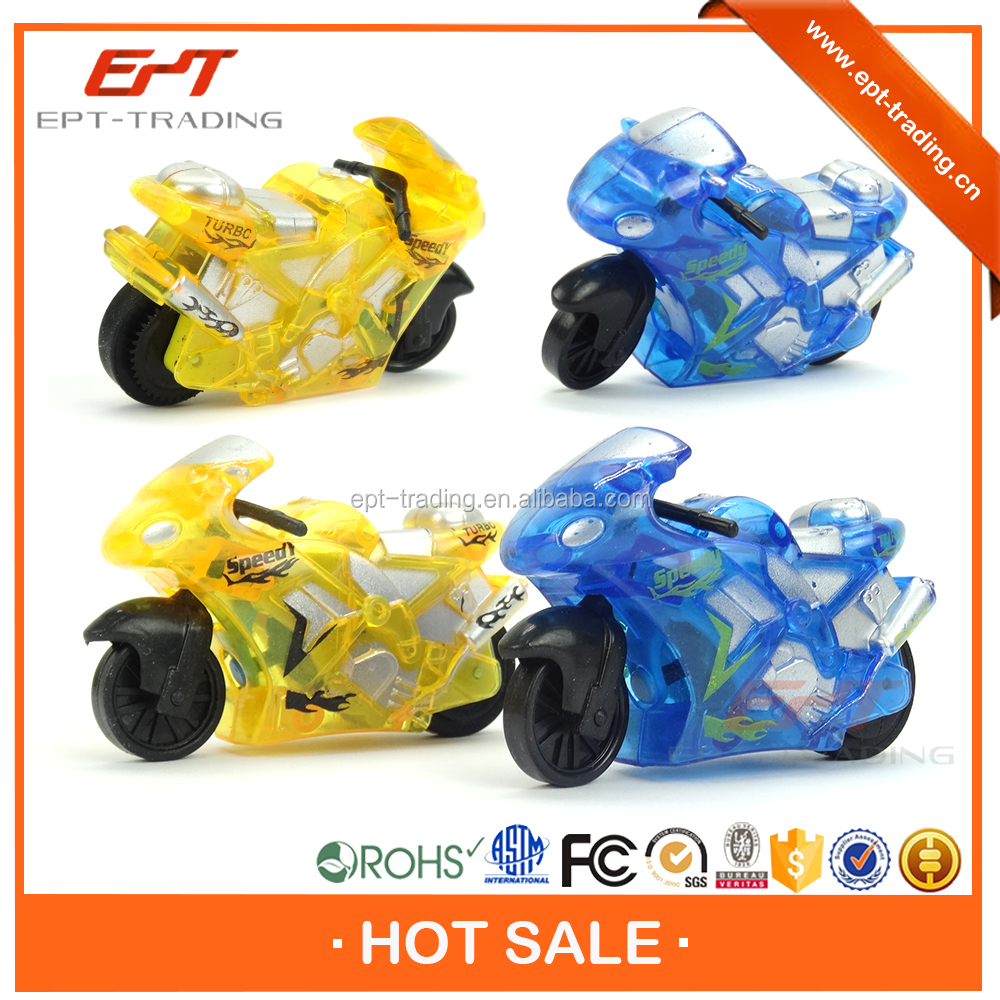 Best promotional toy kids cheap mini toy motorcycles with top quality