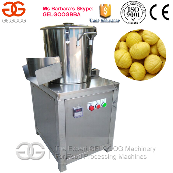 Chestnut Peeler Machine/Peeling Machine for Chestnut/High Efficiency Chestnut Shelling Machine