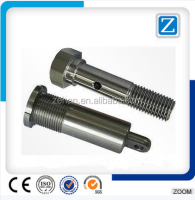 professional Chinese manufacture of oem steel machined shaft part