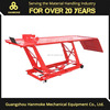 Motorcycle manual lift stand hydraulic motorcycle repair tools for sale