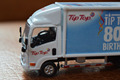 Truck container model,diecast truck toy models,dongguan diecast model truck