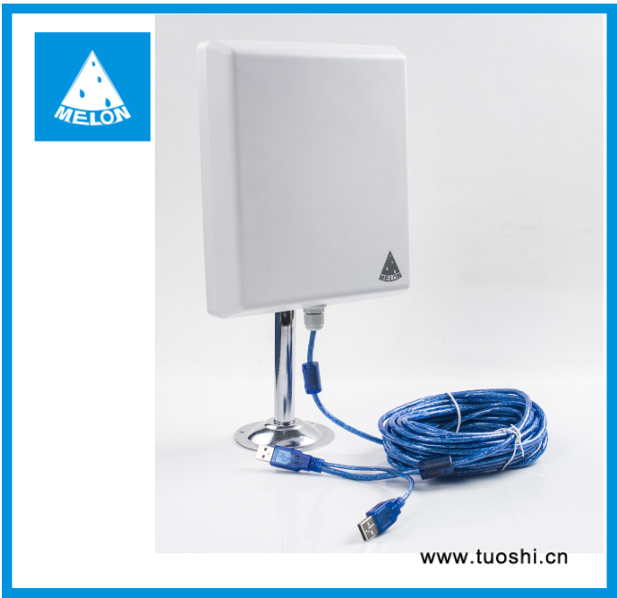 Melon /WiFiSKY N4000 outdoor 36dbi wifi antenna Ralink 3070 150Mbps 2.4GHz