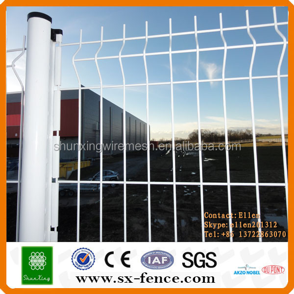Color steel fence panel