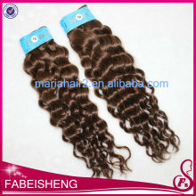 best Selling Top Grade 5A 100% virgin human double track hair extension