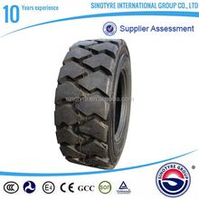 forklift tire 6.00-15 7.00-12 solid and pneu industry tires