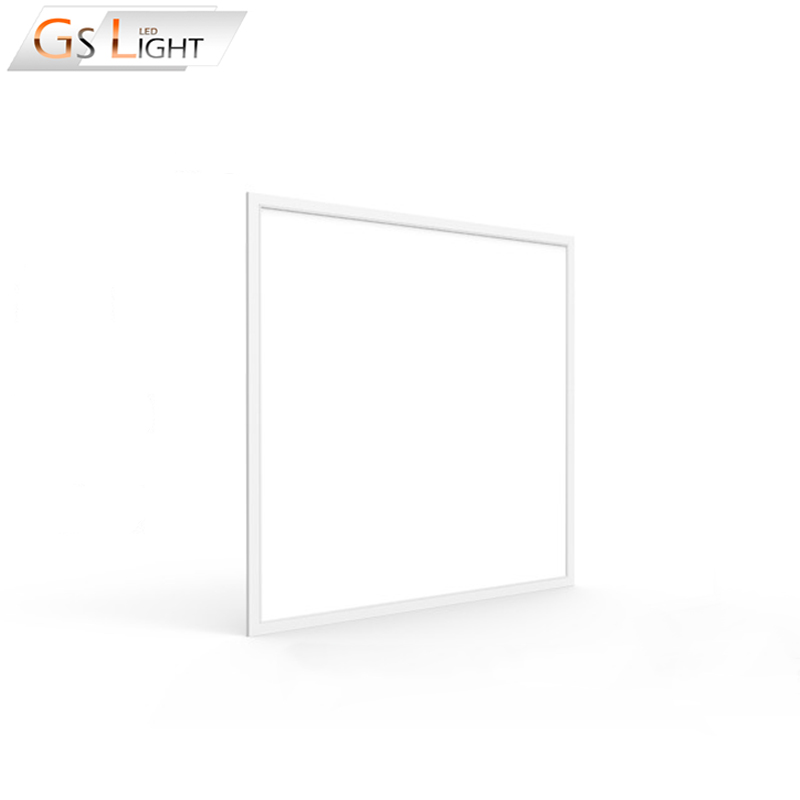 Basic Series 620x620 Office 120 lm/w Flicker-Free <strong>Flat</strong> Frameless 40w 50w Indoor Square LED Panel Light