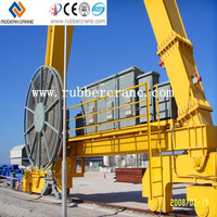 Hysteresis Cable Reel Drum, Large Power Crane Cable Reel for Long Distance