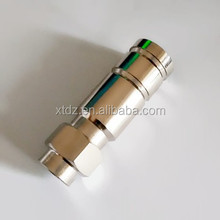 China high quality F connector Compression connector rg6 RG11 cable connector