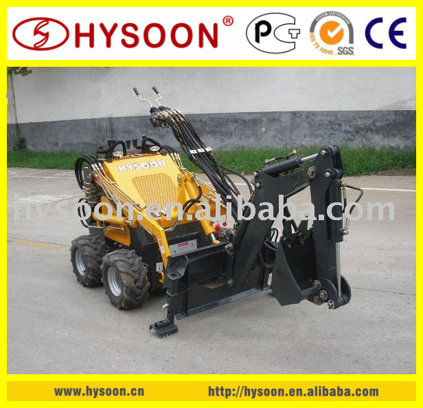 high quality china made garden tractor loader