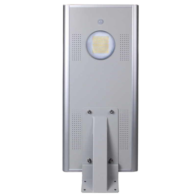 Top level professional body sensor 100lm/w 15w solar street light