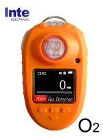 OXYGEN O2 gas monitor for confined space detection