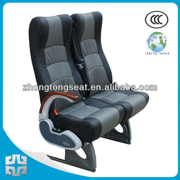 back rest bike seat / b& fishing boat seat ZTZY 3170A bus leather seat /bus seat armrest
