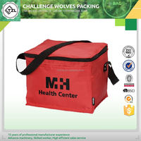 Promotional cooler bag,non woven insulated bag