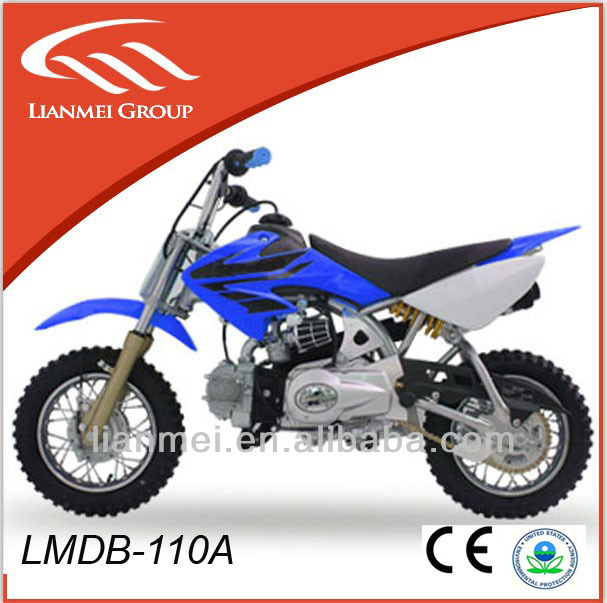 110cc dirt bikes automatic with best quality and automtic gear with CE LMDB-110A