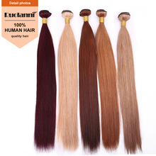 Factory supply no synthetic 9A straight hair, hair extension human