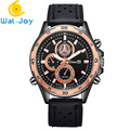 WJ-6509 Best Selling Fashion Attrative Three Small Dial For Decorate Men Watch