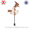 Garden Ornamental Copper Eagle Weathervane