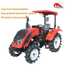 Chinese Low Price 4WD wheeler Tractors for Sale in Tanzania