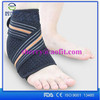 Compression Ankle Belt, Breathable Ankle Support Padded, Adjustable Ankle Brace