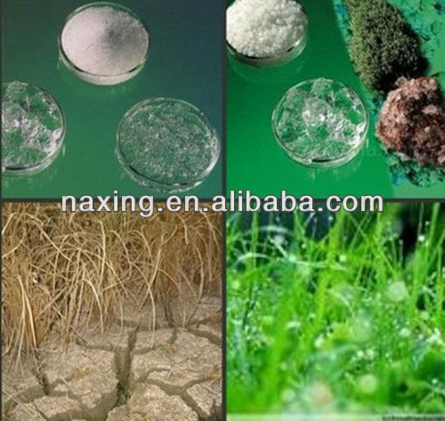 potassium acrylate based SAP water gel for agriculture