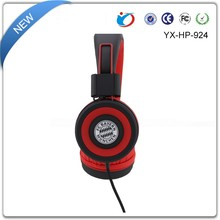 high quality stereo bass cute noise cancelling headphones