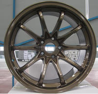 18x9.5 inch sport tuning car wheel rim/ alloy wheel