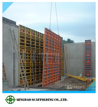 Panel-prop formwork system,concrete formwork
