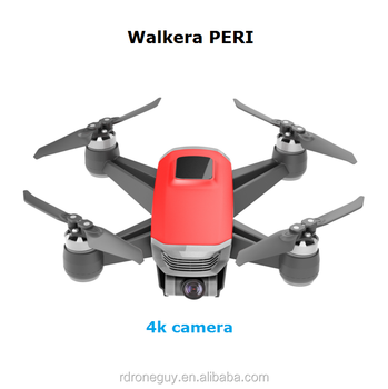 2018 hot sale helicopter rc Quadcopter with gps Walkera PERI drones with hd camera and gps 4k