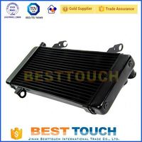 Factory supply OEM CB600 F HORNET OEM REPLACEMENT Right 1998-2006 moto aluminum radiator manufacturers For HONDA