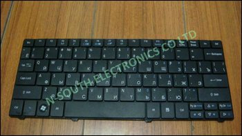 notebook clavier for acer aspire one 721 ao721 751 black ru