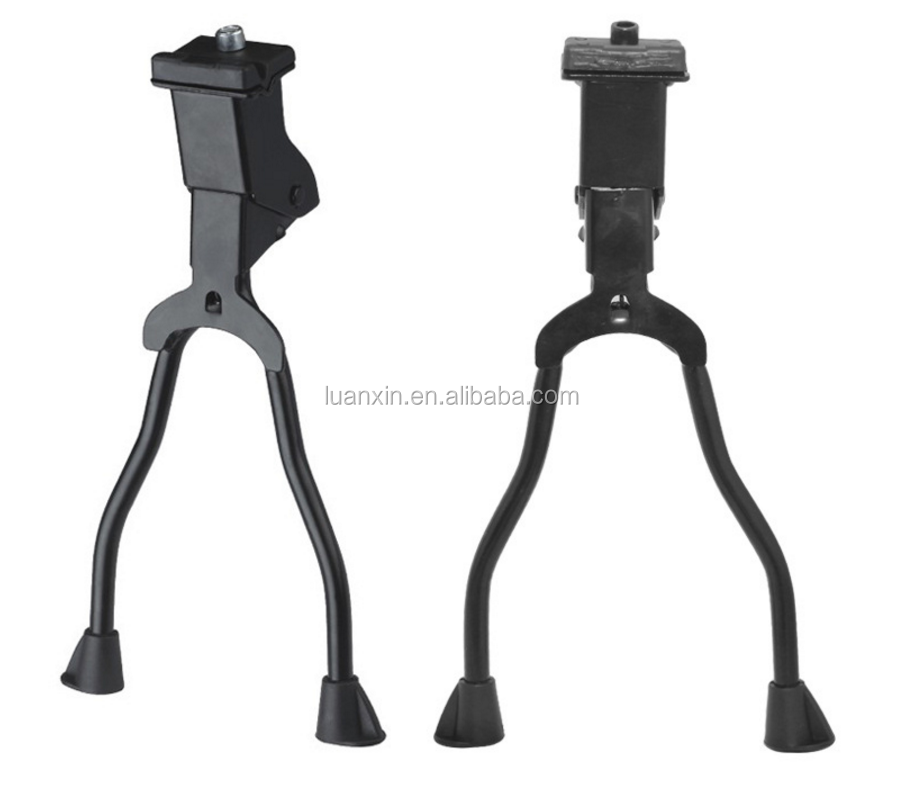high quality alloy mountain bicycle double kickstand