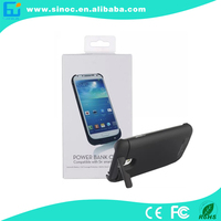 Wholesale 3200mAh Backup Battery Charger Power Pack Case For Samsung Galaxy S4 i9500 i9505