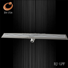 stainles steel floor drain with plastic adjustable syphon
