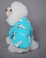 Fashion new style Dog vest Pet waistcoat Teddy clothes