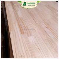 Good quality Pine finger jointed board made in China