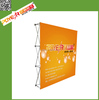 Factory Velcro pop up display stands banner stands,aluminium pop up stand
