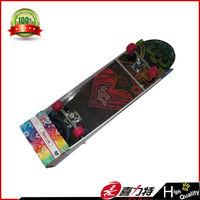 Chinese wood maple skateboard 31*8 inch 2013 new