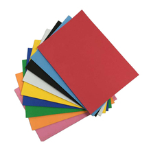 Melors Color EVA foam sheet, Plain EVA foam sheets,goma eva foam for children handcraft