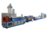 Plastic film extruder machine for sale