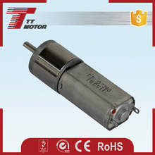 DC 12V 6V electric gearbox battery operated mini motor